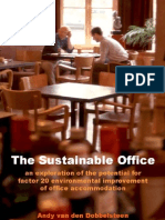 The Sustainable Office, Andy van den Dobbelsteen, 2004