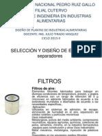 DP 9 2-Seleccion de Equipos Separadores