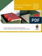 Técnicas y Materiales Para El Empaste de Documentos