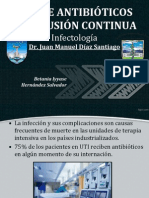 Antibioticos Para Infusion Continua