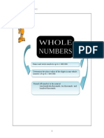 (1) Whole Numbers ( Page 01- 08 )Bm