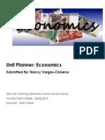 Edel453 Spring2014 Nancyvargas-cisneros Unit Plan Planner