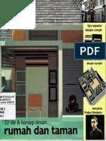 22 Ide Dan Konsep Desain Rumah Dan Taman.o
