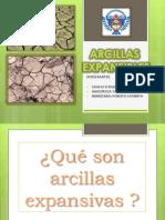 ARCILLAS EXPANSIBLES