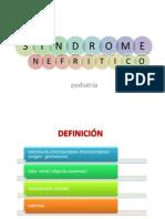 Sindrome Nefritico Final..