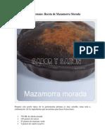 Postre Peruano.docx