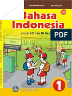Buku Bahasa Indonesia Kelas1 Mahmud Fasya
