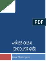 Analisis Causal