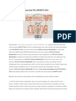 Cara Cepat Mengerjakan Soal TPA SBMPTN 2014