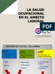 lasaludocupacionalenelambitolaboral-140319150413-phpapp01