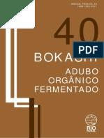 40 Bokashi Adubo Organico Fermentado
