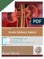 PATH - Acute Kidney Injury