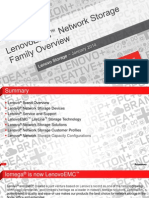 Lenovo Storage Product Overview en-23JAN14