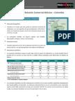 Relacion Comercial Mexico-colombia