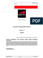 Position Paper Best Practices of Roaming English Feb 2012