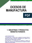 Tema N°01 Procesos Industriales