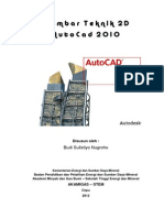 AutoCad 2D 2010