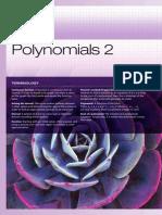 CH09 - Polynomials 2
