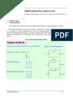Aplicaciones Del Algebra de Boole