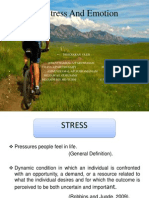 Stress Slide