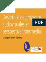 Desarrollo de Proyectos Audiovisuales en Perspectiva Transmedial - Expotoons