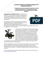 Eposeidon Introduces New Model KastKing™ Pro BD Spincasting Reel