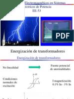 4.1 Energizacion de Transformadores EE-53