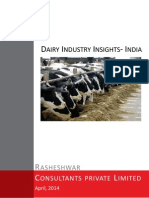 Dairy Industry Note April 2014