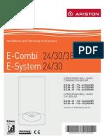 639_E-SYSTEM Installation Instructions