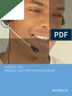 Am Docs Customer Management Brochure