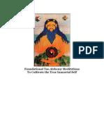 Foundational Tao Alchemy Meditations