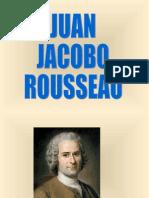Juan Jacobo Rousseao