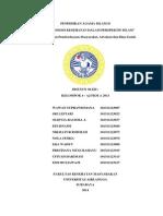 Revisisi Materi Upaya Kesehatan Dalam Perspektif Islam-kelompok4