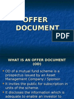 Offer Document