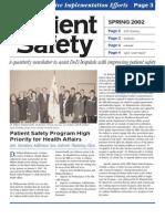 PSC Newsletter 2002 Spring