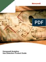 Honeywell Detectors Product Guide_09-07_EN
