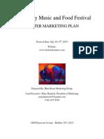 market plan 2