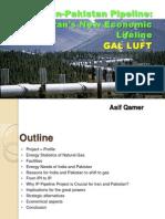 Iran-Pakistan Gas Pipeline
