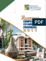 Junin 2011 Compendio Estadistico Provincia Huancayo