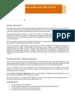 HR Intern Recruitment Project Brief