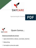 A presentação Daycare.pptx