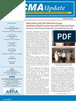 CMA eNewsletter September 2009