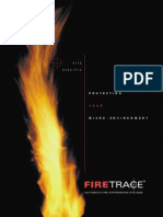 Firetrace Brochure - English Rev 5-05
