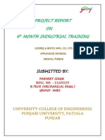 Project Report 11