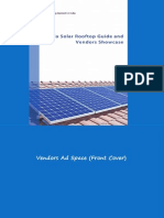 India Solar Rooftop Guide 2014