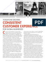 Vodafone Delivers Consistent Customer Experience for Global Business Advertorial