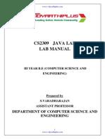 Java Lab