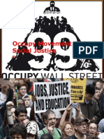 occupy movement presentation