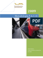 Metodología PACIE ReginaTenemaza