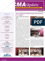 CMA eNewsletter October 2009